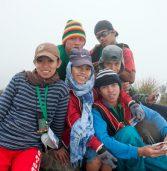 OctoTrek: Sembreak at 10 degrees Celsius up Mt. Apo