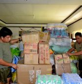 Army's 10ID transporting relief goods to CDO, Iligan