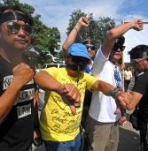 Slideshow: Cybercrime Law Protest