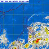 "Surigao on alert as tropical depression ""Ofel"" nears"
