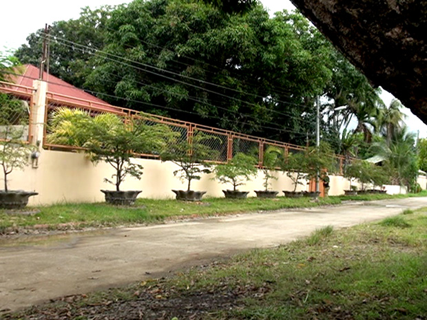 SOLD. Andal Ampatuan Jr. sold this house on Kasuy Street in Juna Subdivision, Davao City, to his lawyer, Arnel C. Manaloto, in May 2011.