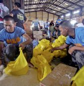 DSWD yields to protesters' demand for 10,000 sacks of rice for Pablo victims