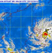 Forced evacuation imposed in Siargao Islands as Typhoon Quinta approaches landfall