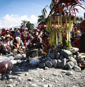 Tribes hold ritual to end curse of 'Pablo', vow to protect environment