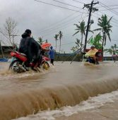 Through Floodwaters