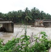Caraga Bridge: Destroyed