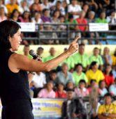 Anti-mining advocate Regina Lopez