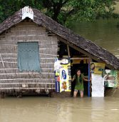 15,000 persons evacuated by force in Butuan as Agusan River overflows anew