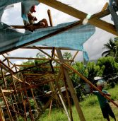 Kids in Pablo-hit village to hold classes under tents