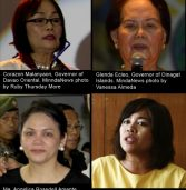 Mindanawon women in power: from 11.5% to 28.8%  in 25 years