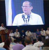 PNOY tackles peace, power woes at Mindanao biz summit
