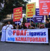 Mindanaoans'  March vs Pork Barrel