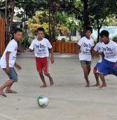 Football for Peace Clinic