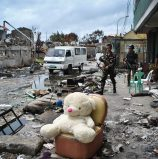 Shattered homes, shattered dreams