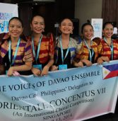 All-girl Davao singing group wins awards in international competition