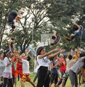 Cheer Dance Practice