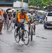 """Hot weather almost stops Baclaran-Iligan """"Climate Ride"""""""
