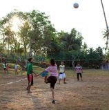 Volleyball in Lanao