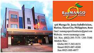1Rue Mango Apartelle and Suites