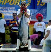 Tuna Lifting Contest