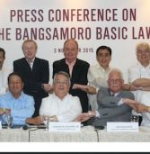 "Business, int'l groups push for passage of ""acceptable"" BBL"