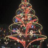 Tagum's Christmas tree