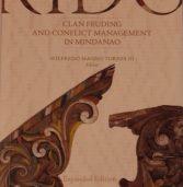 """Rido"" wins National Book Award for Social Sciences"