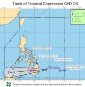 Storm signal 1 now over 23 of Mindanao's 27 provinces