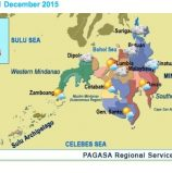 Mindanao's weather forecast 21 December