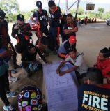 Mt. Apo fire