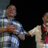 Marcos thanks Duterte for father's hero's burial and no Cabinet post for Leni