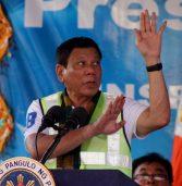 Duterte in Buluan