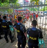 Police at the Gates