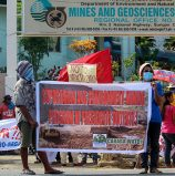 No to Large Scale Mining