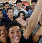 Selfie with Digong