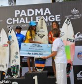 Siargao lass bags championship in Indonesian surfing competition
