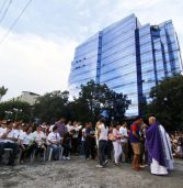 Dabawenyos hold memorial mass for blast victims