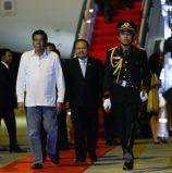 Duterte in Laos